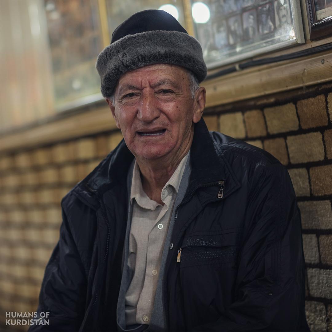Humans of Kurdistan - South 03