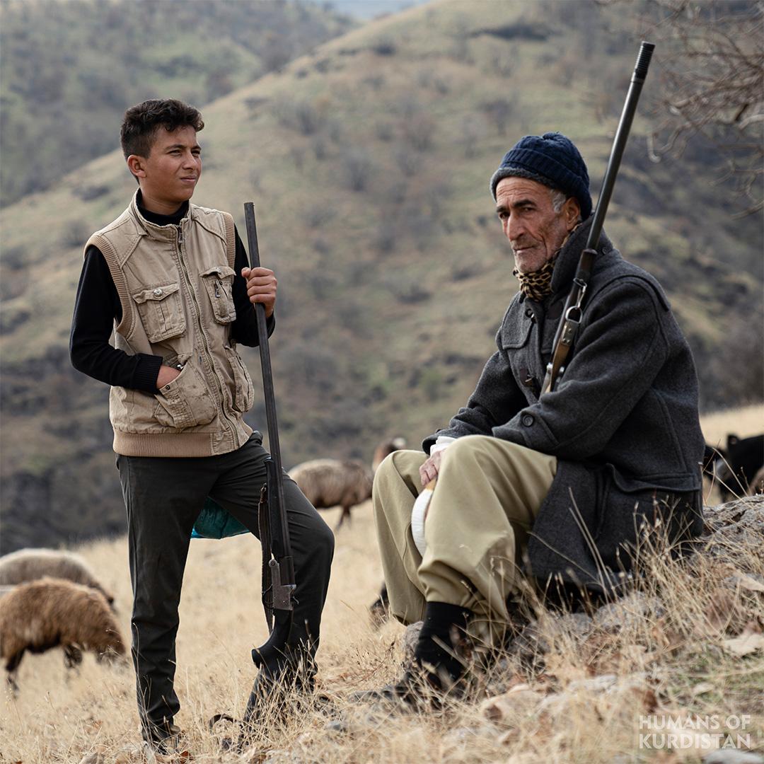 Humans of Kurdistan - South 01