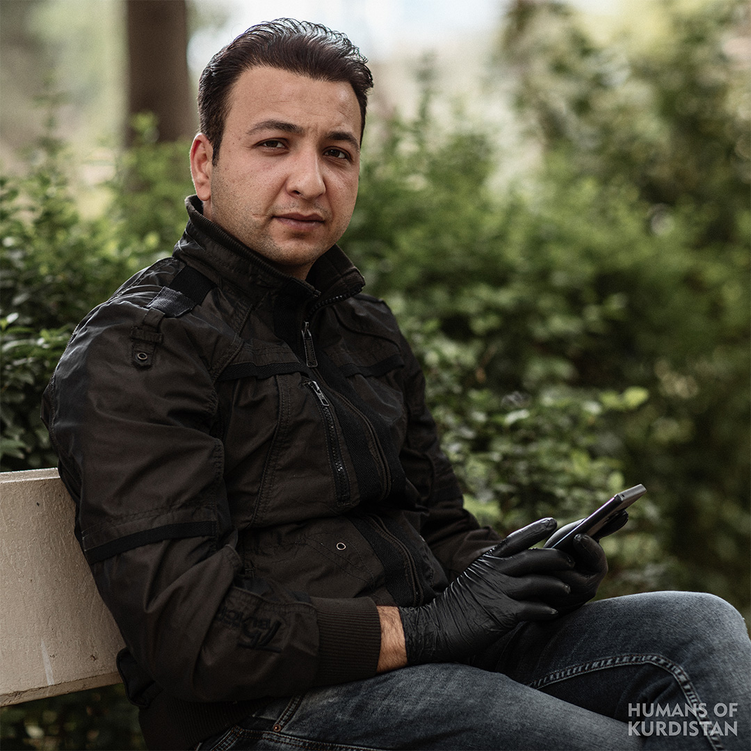 Humans of Kurdistan - South 13