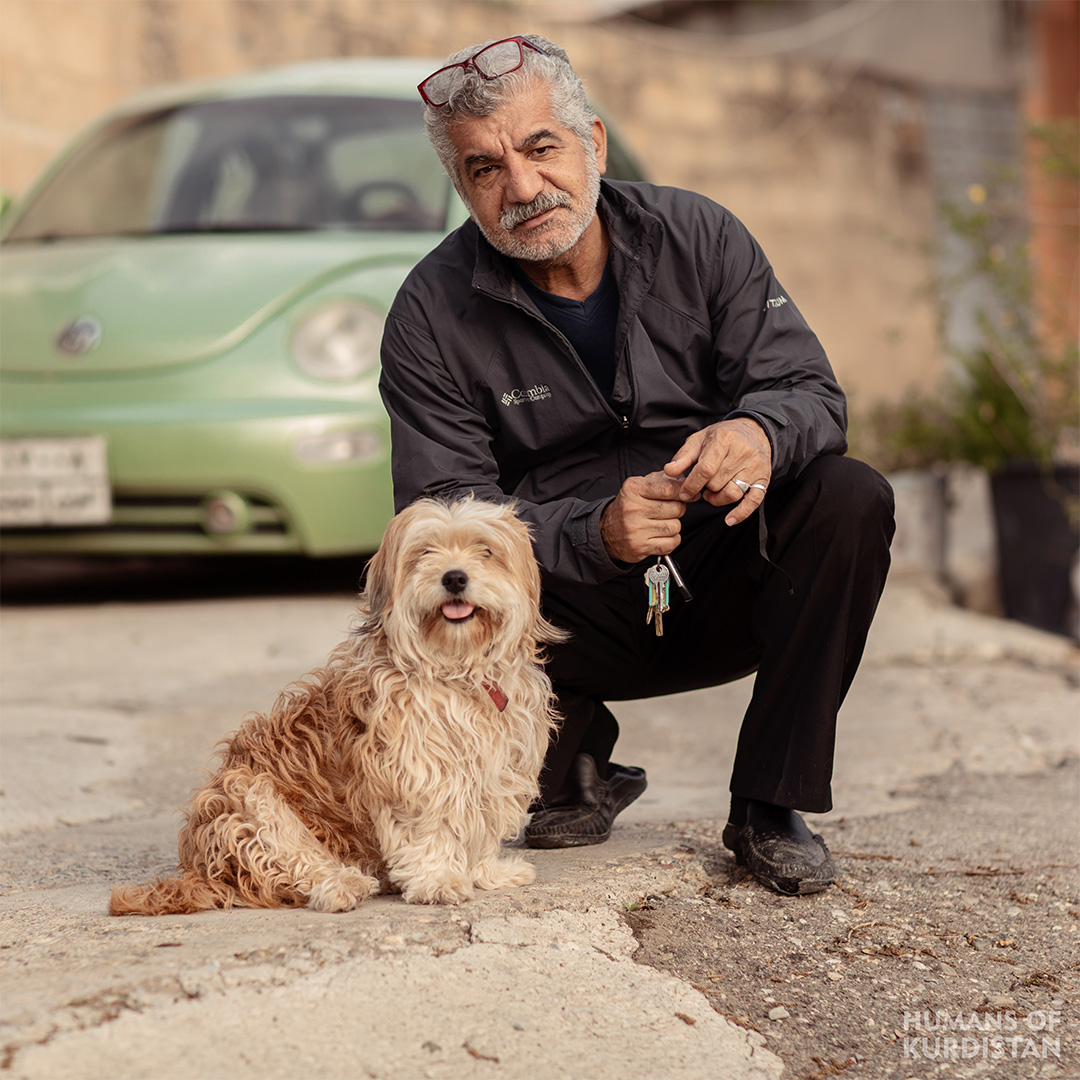 Humans of Kurdistan - South 14