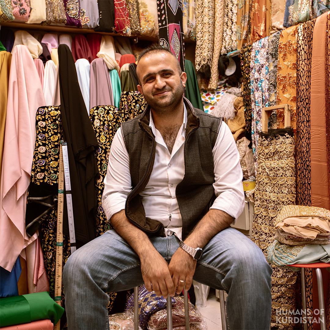 Humans of Kurdistan - South 21