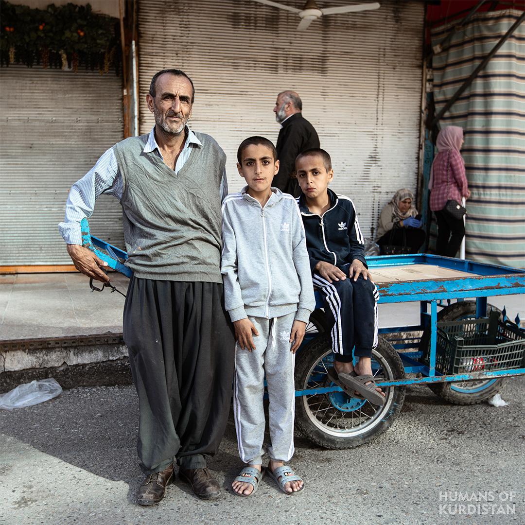 Humans of Kurdistan - South 24