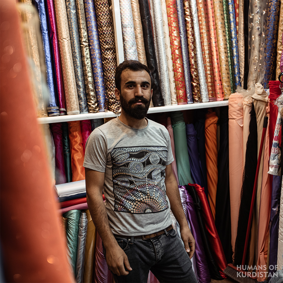 Humans of Kurdistan - South 25