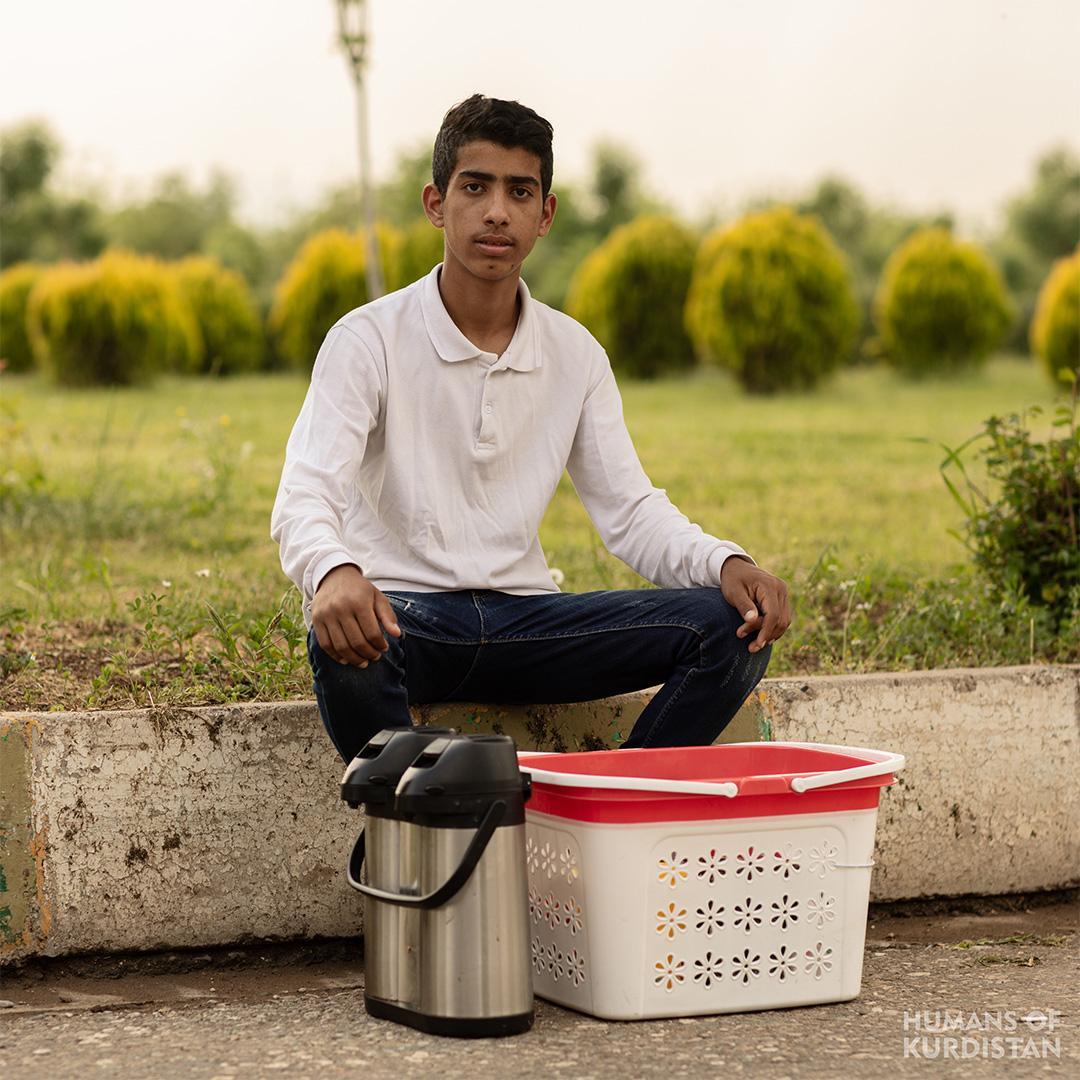 Humans of Kurdistan - South 28