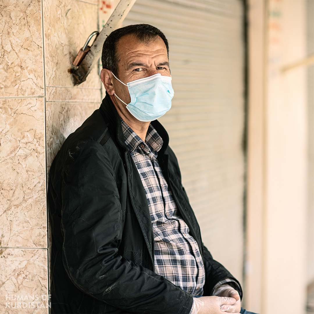 Humans of Kurdistan - South 10