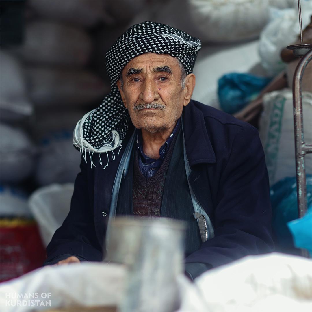 Humans of Kurdistan - South 08