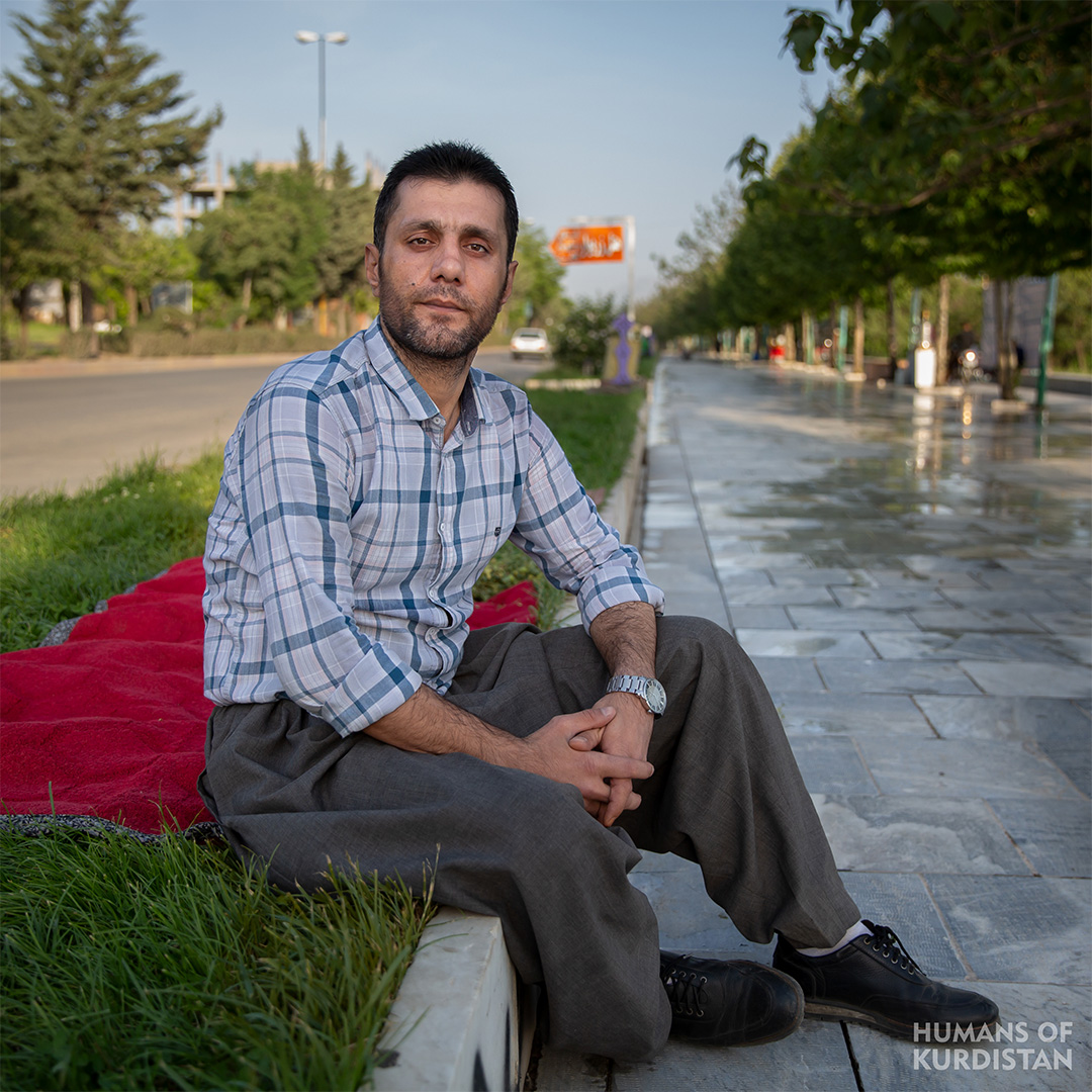 Humans of Kurdistan - East 03