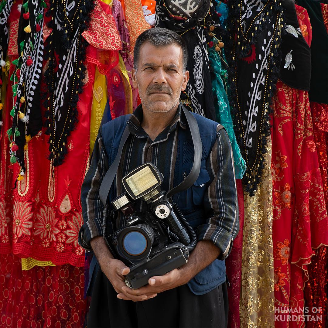 Humans of Kurdistan - East 08