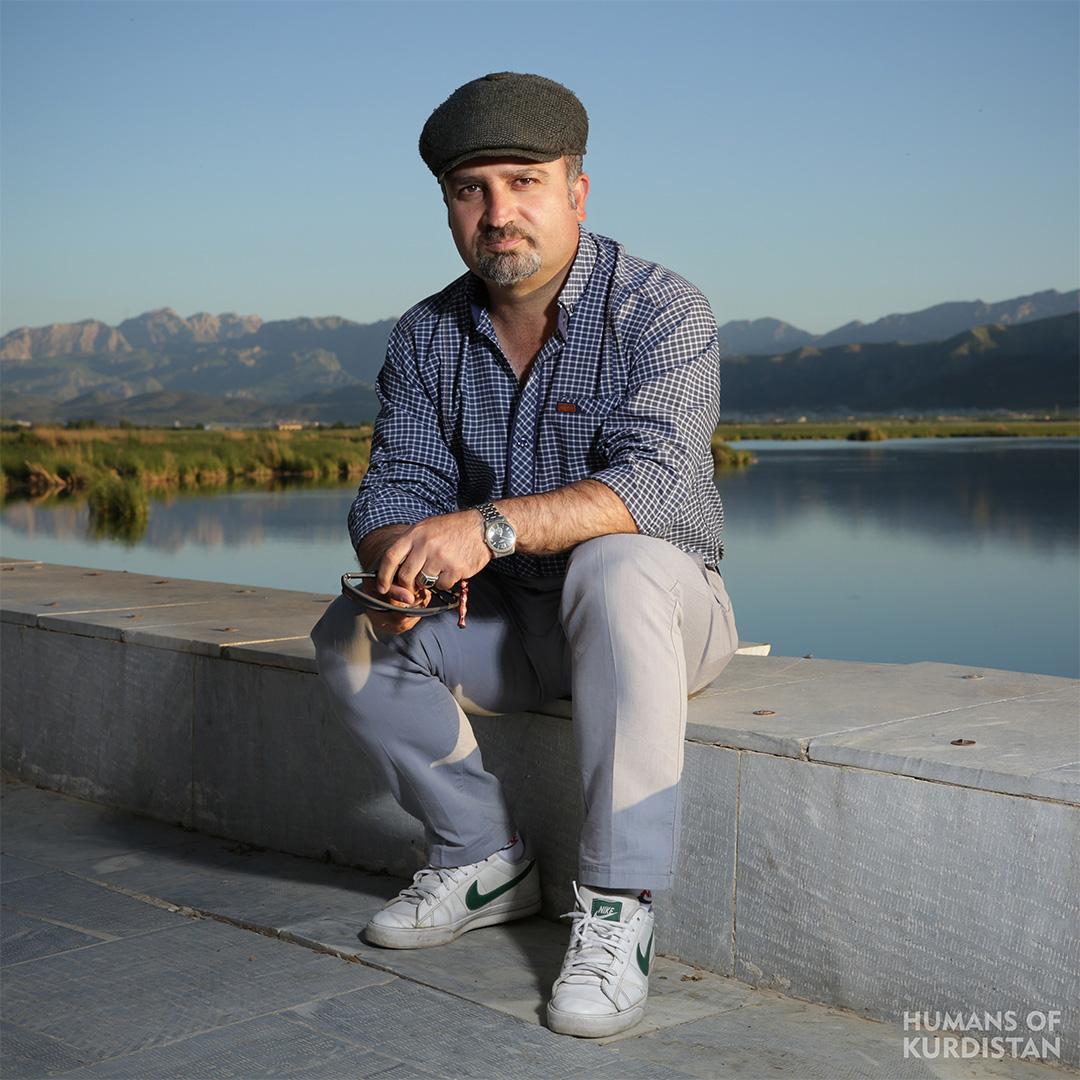 Humans of Kurdistan - East 09