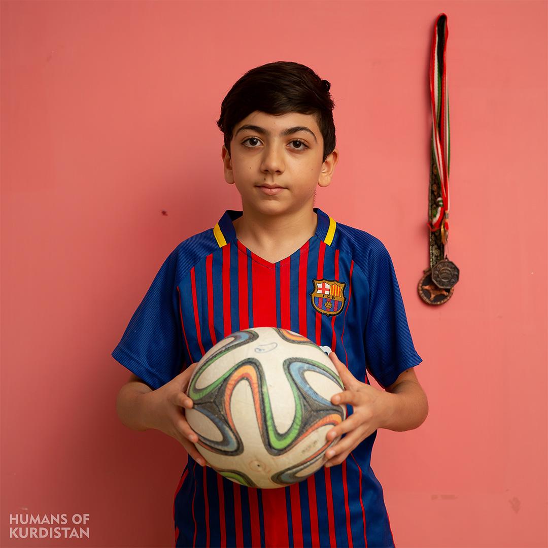 Humans of Kurdistan - East 12