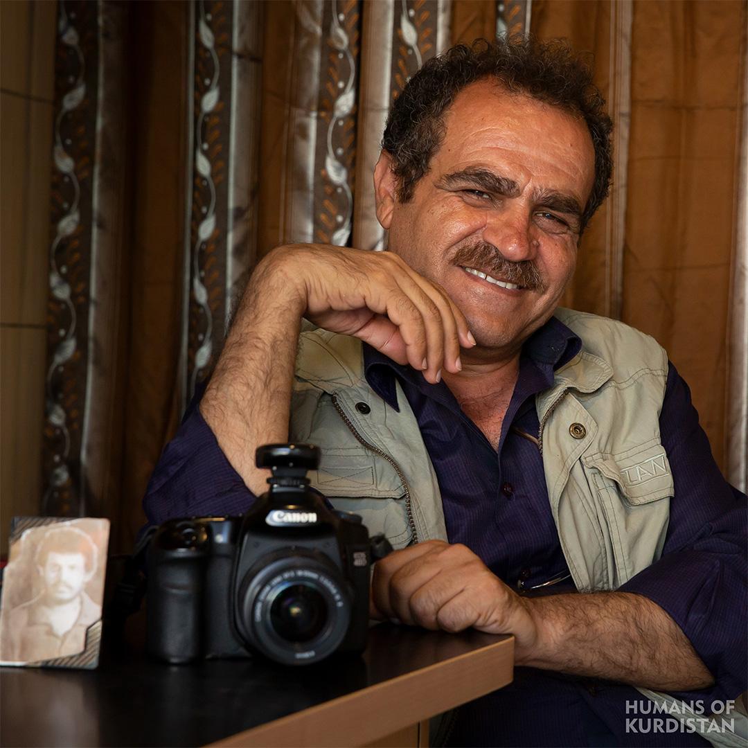 Humans of Kurdistan - East 14