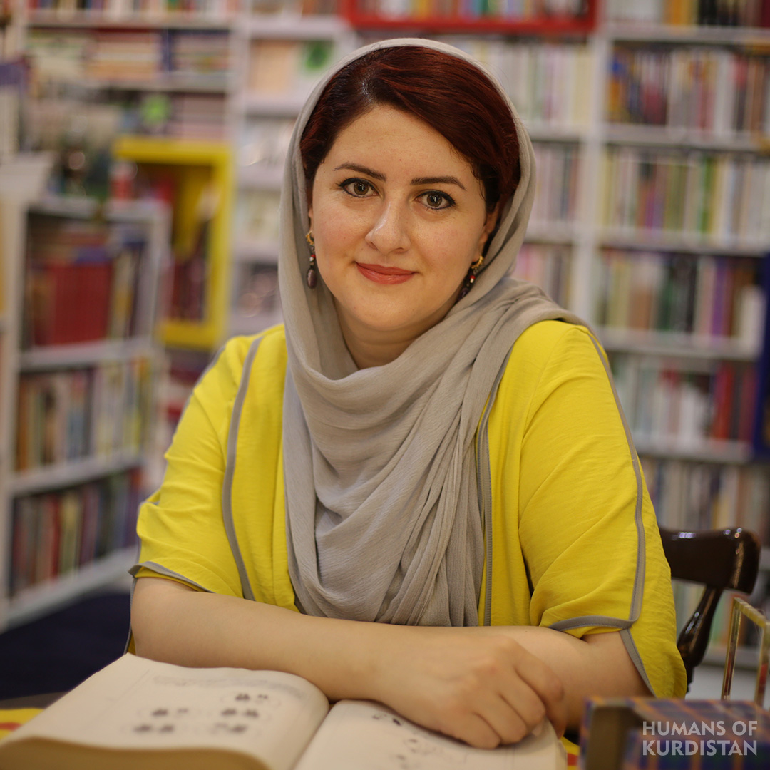 Humans of Kurdistan - East 16
