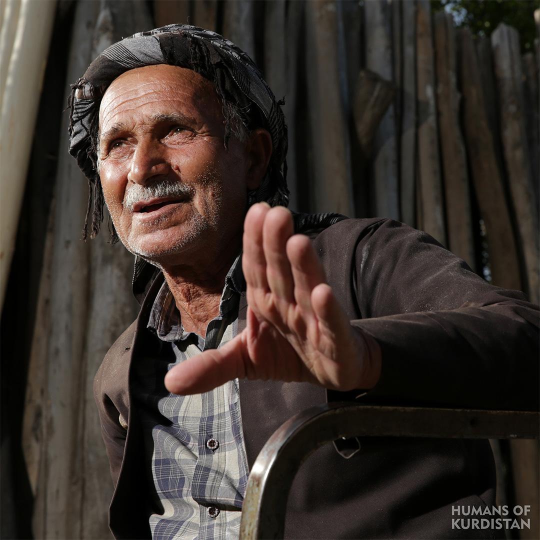 Humans of Kurdistan - East 23