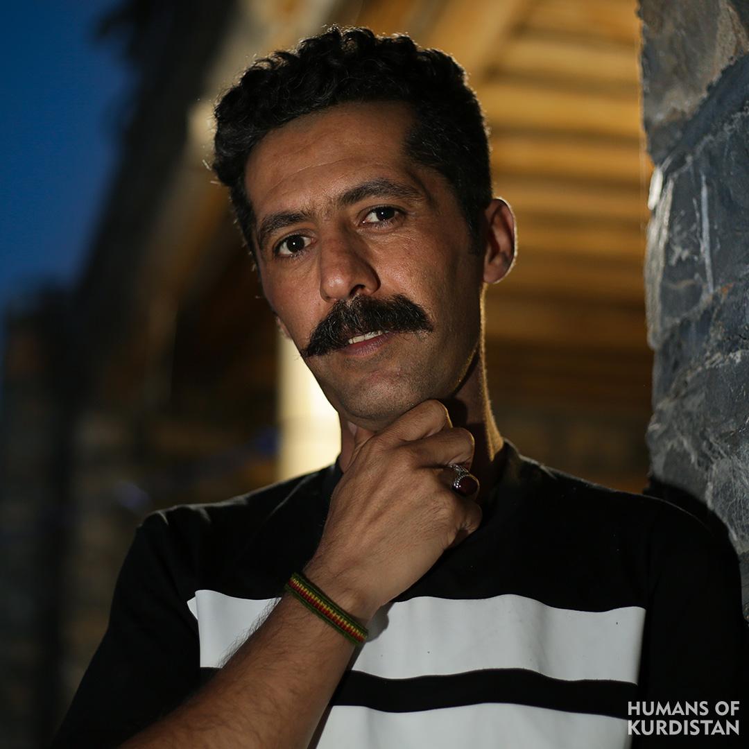 Humans of Kurdistan - East 24