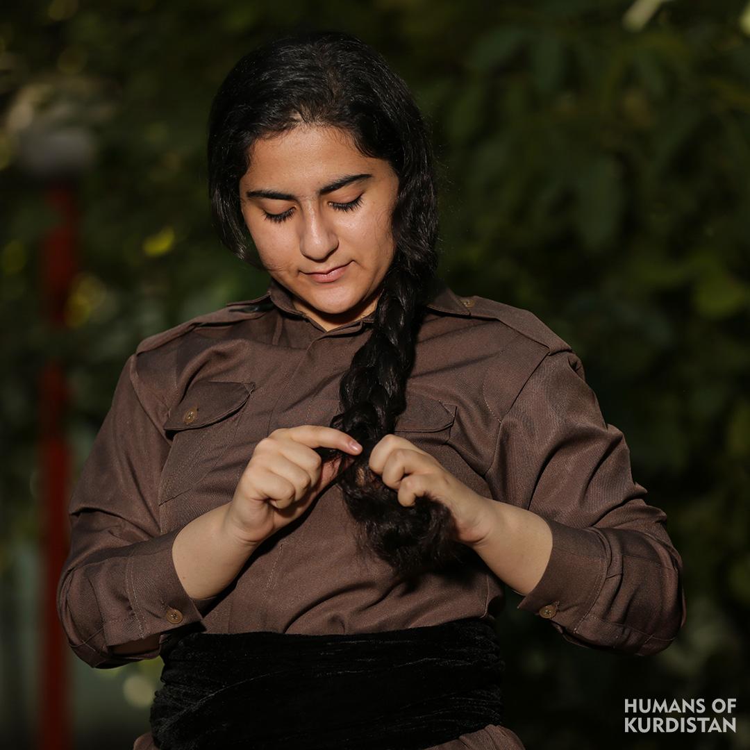 Humans of Kurdistan - East 27