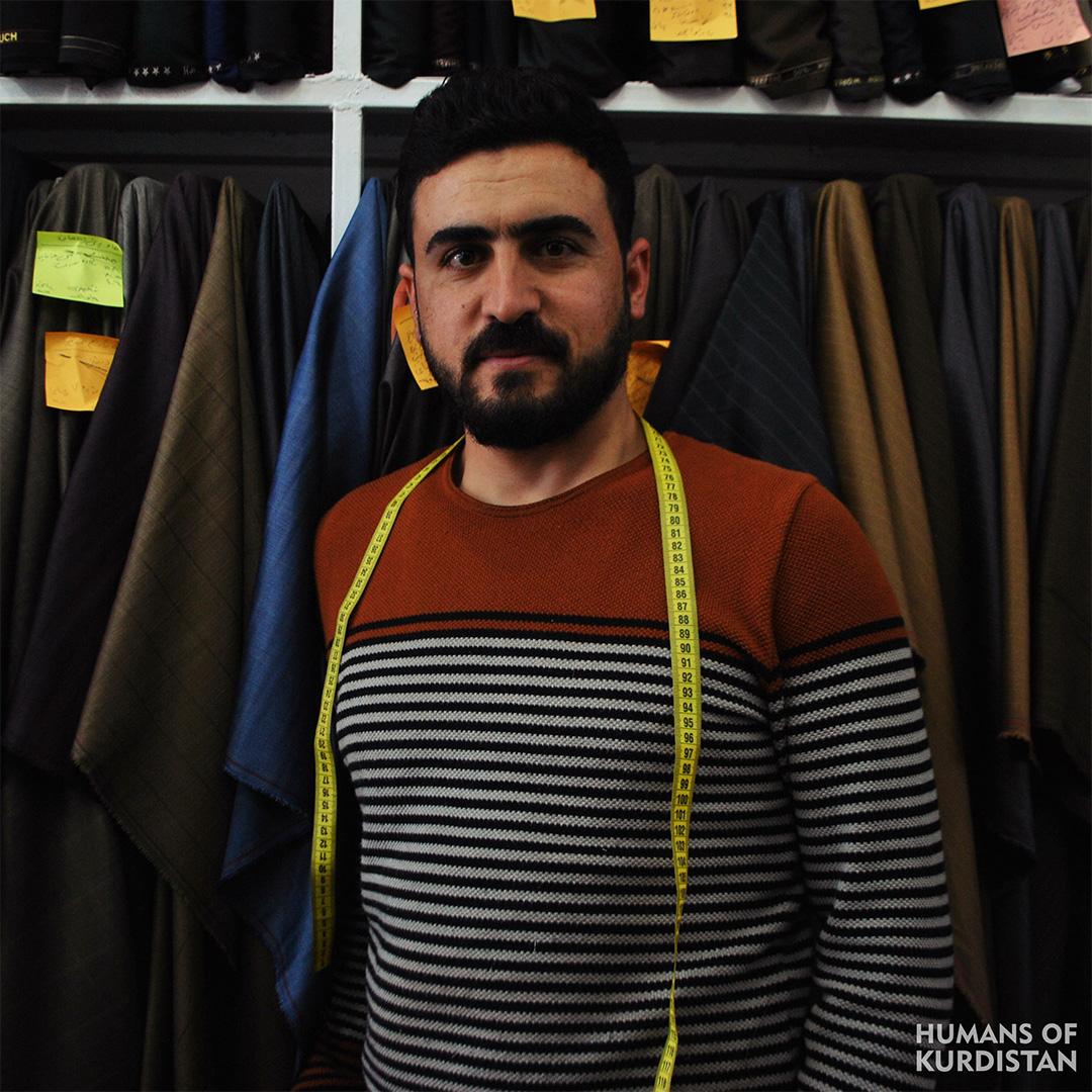 Humans of Kurdistan - South 101