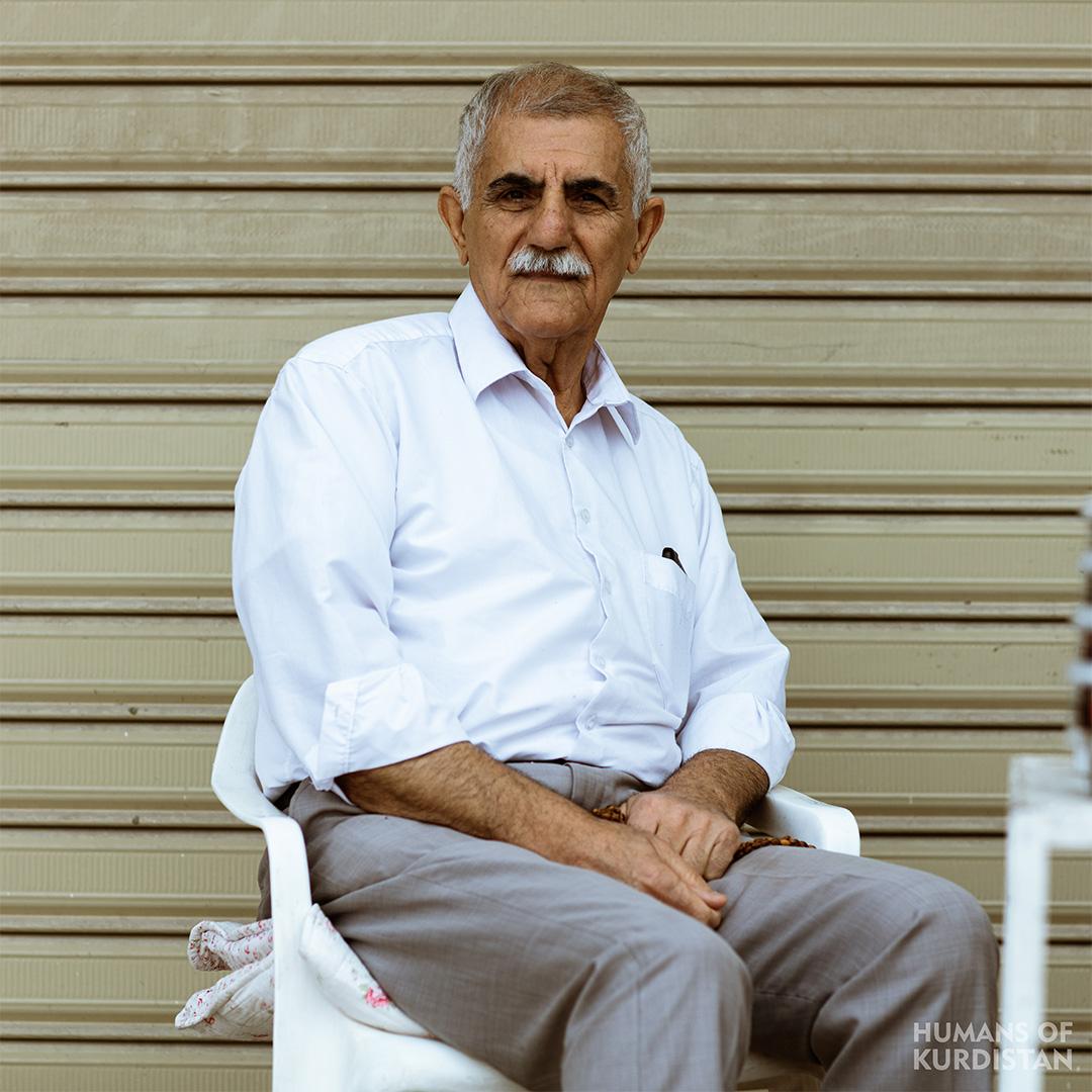 Humans of Kurdistan - South 36