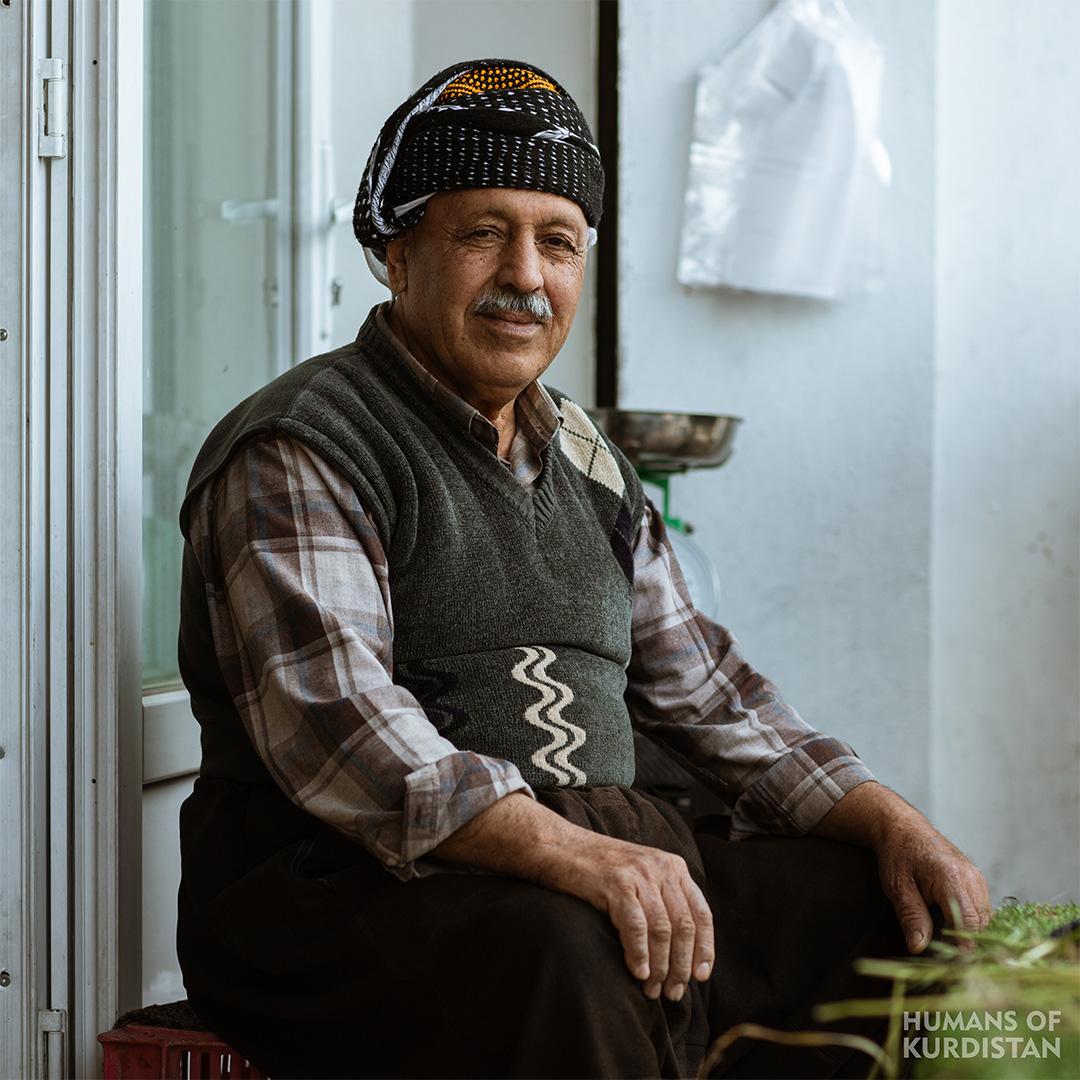 Humans of Kurdistan - South 39