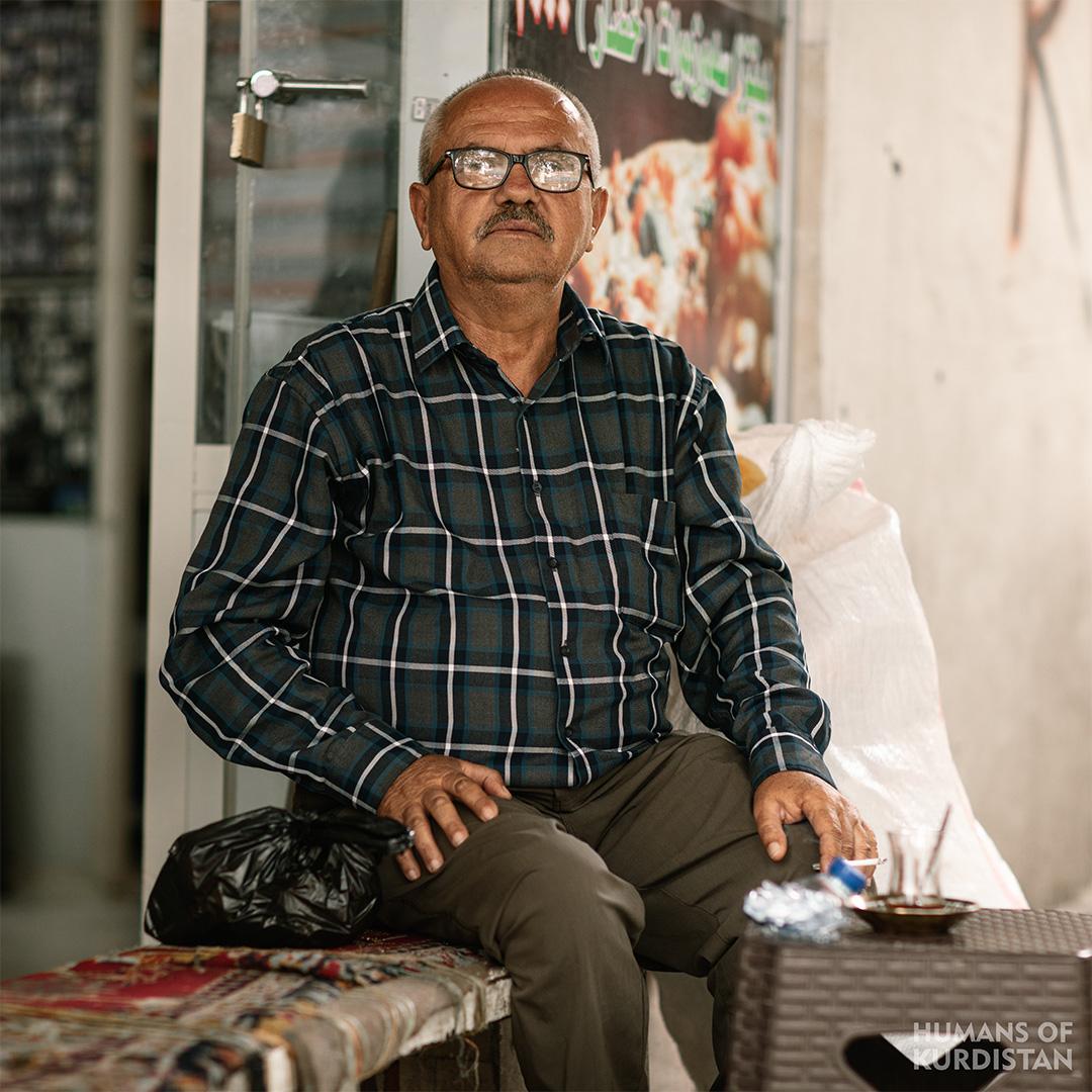 Humans of Kurdistan - South 46