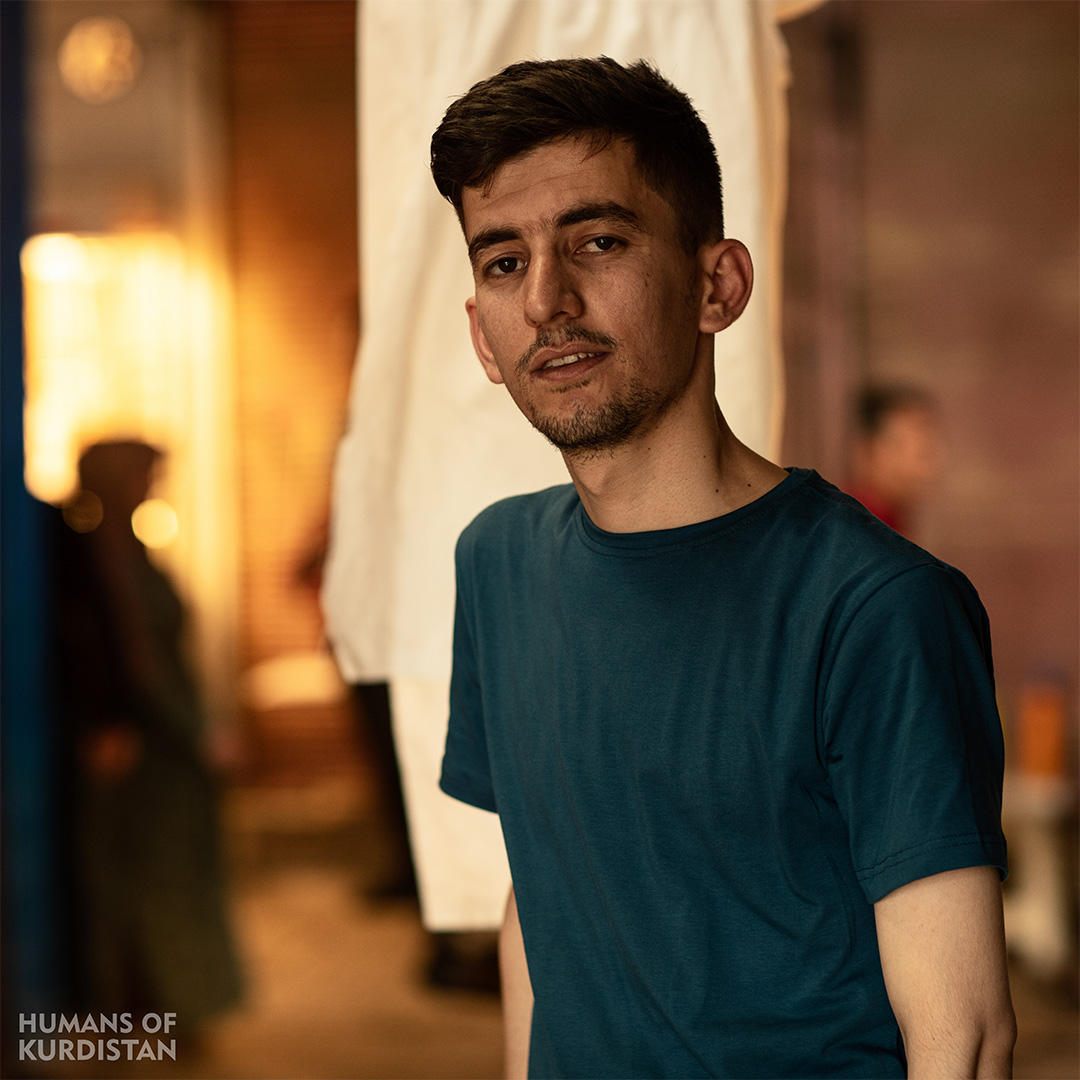 Humans of Kurdistan - South 57