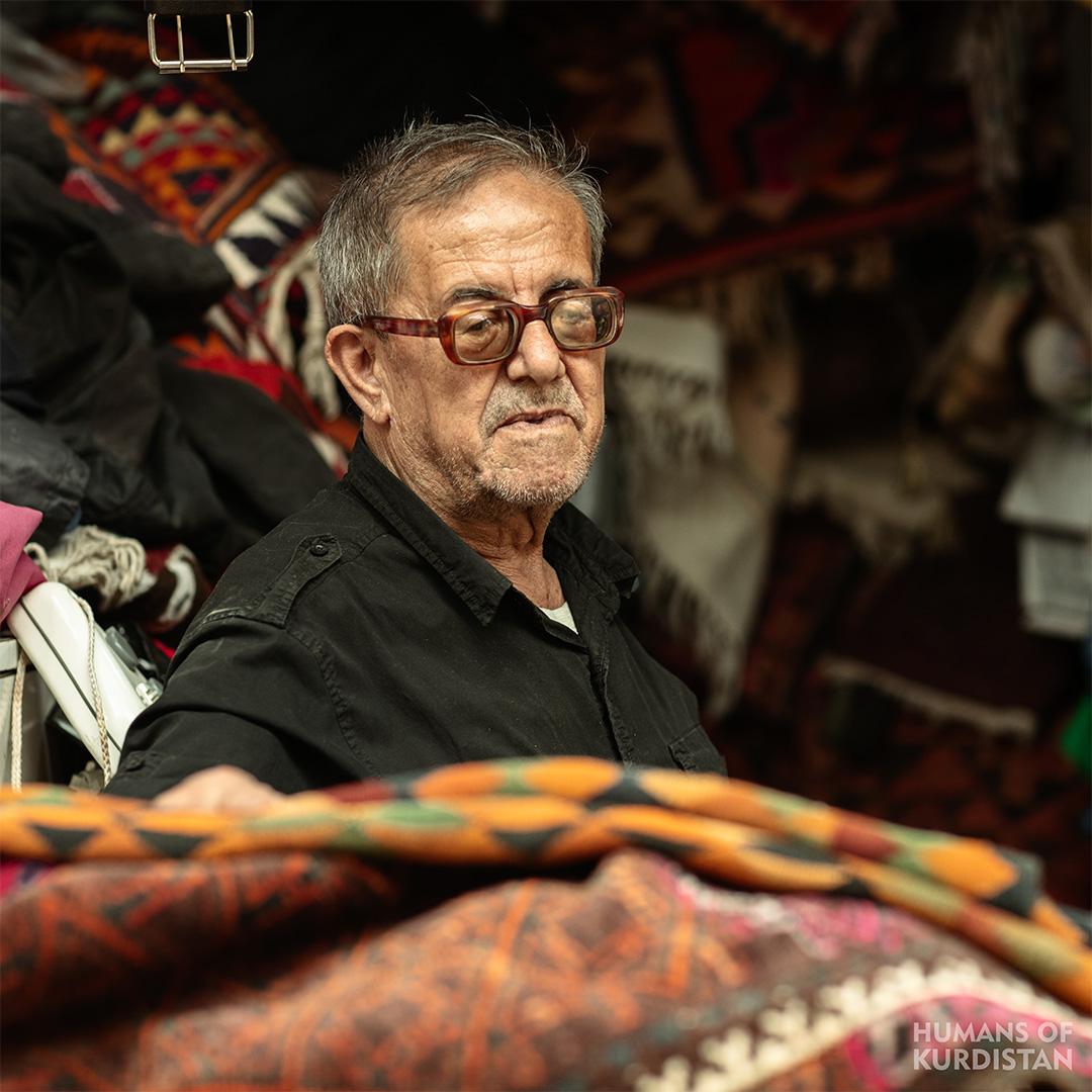 Humans of Kurdistan - South 64