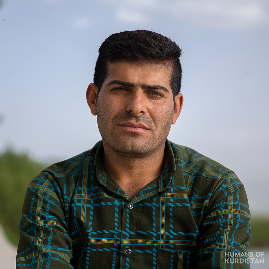Humans of Kurdistan - East 05
