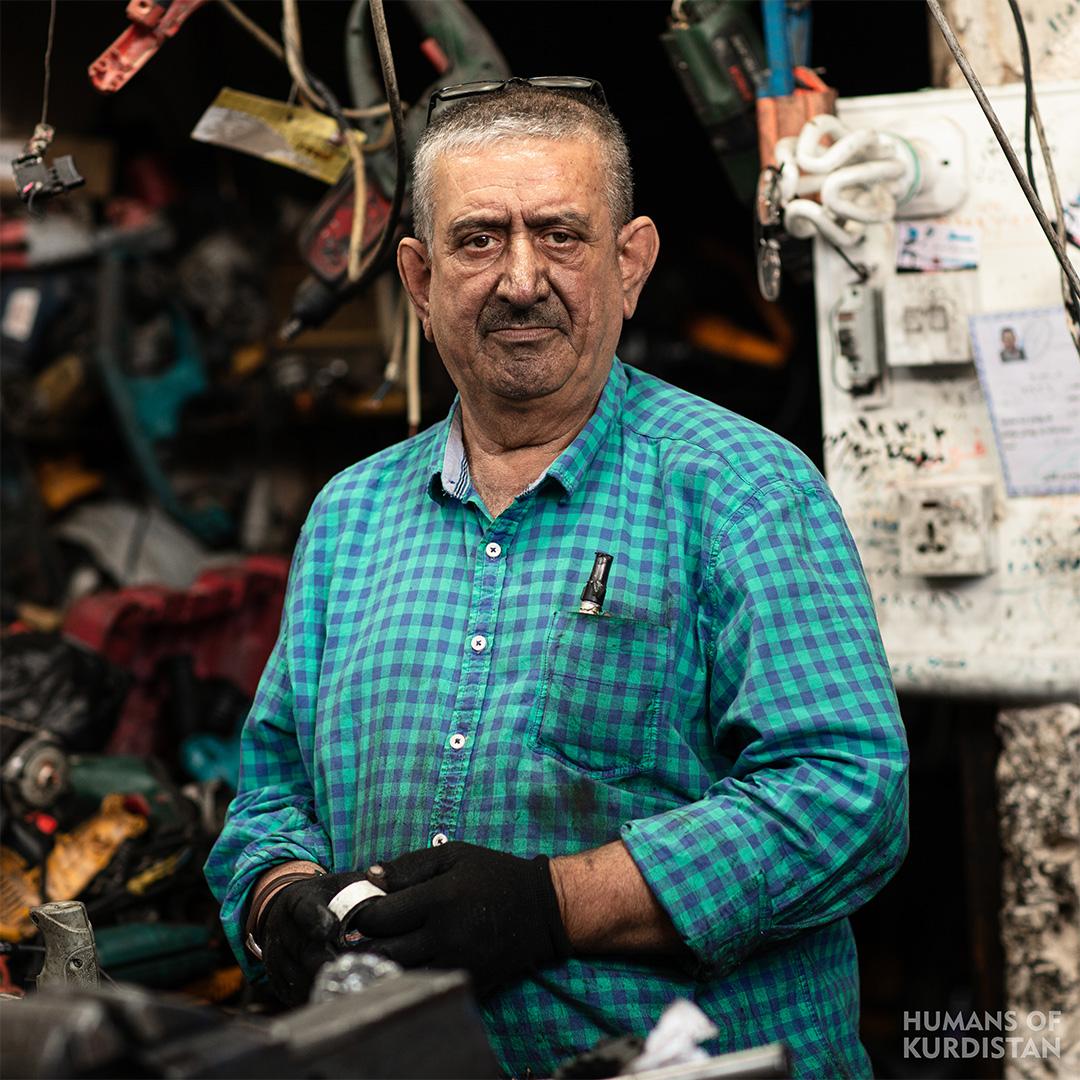 Humans of Kurdistan - South 69