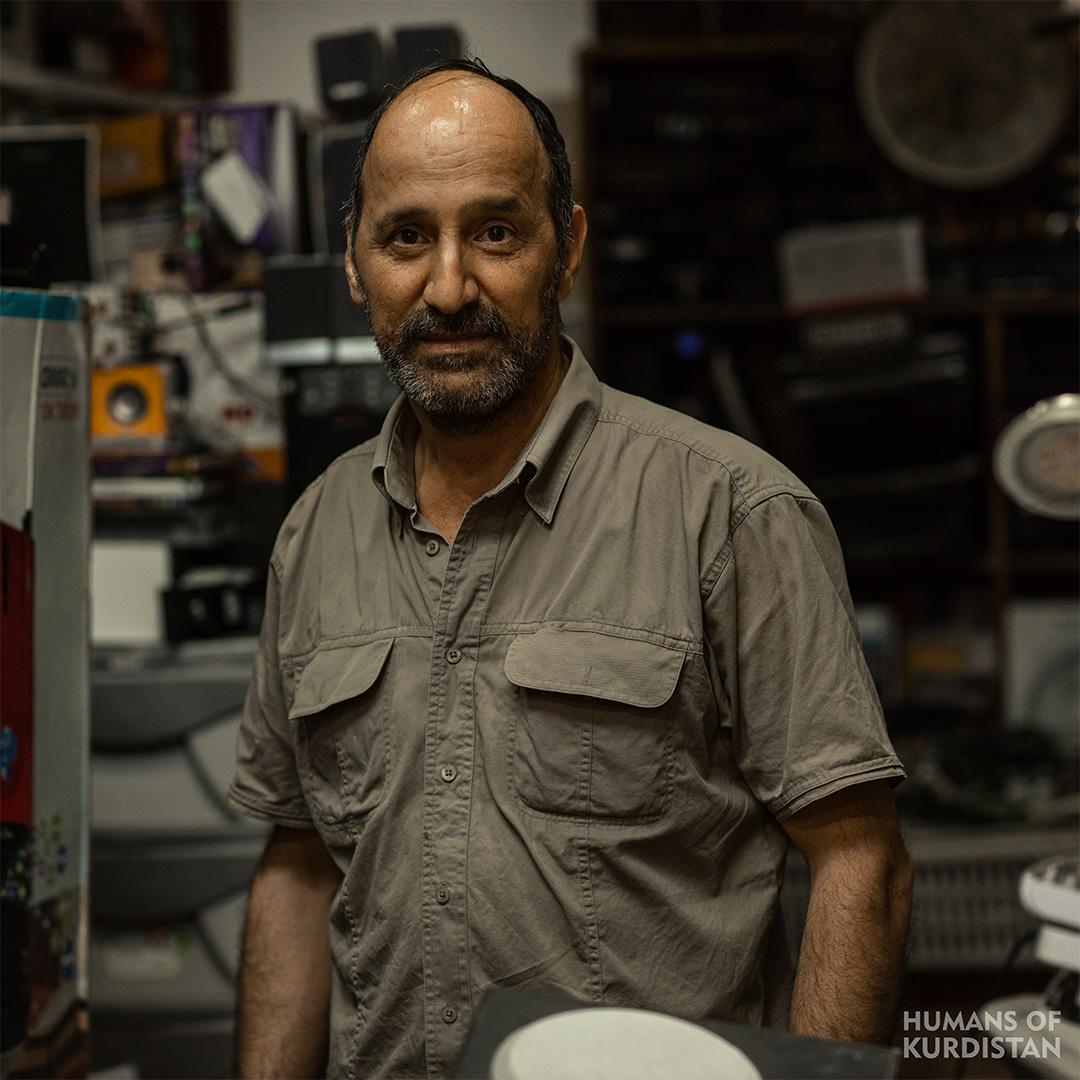 Humans of Kurdistan - South 75