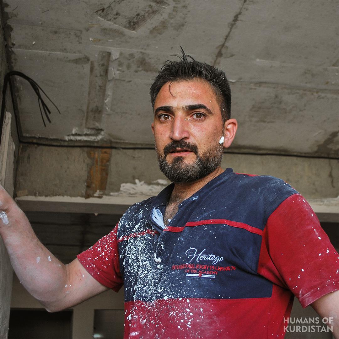 Humans of Kurdistan - South 78