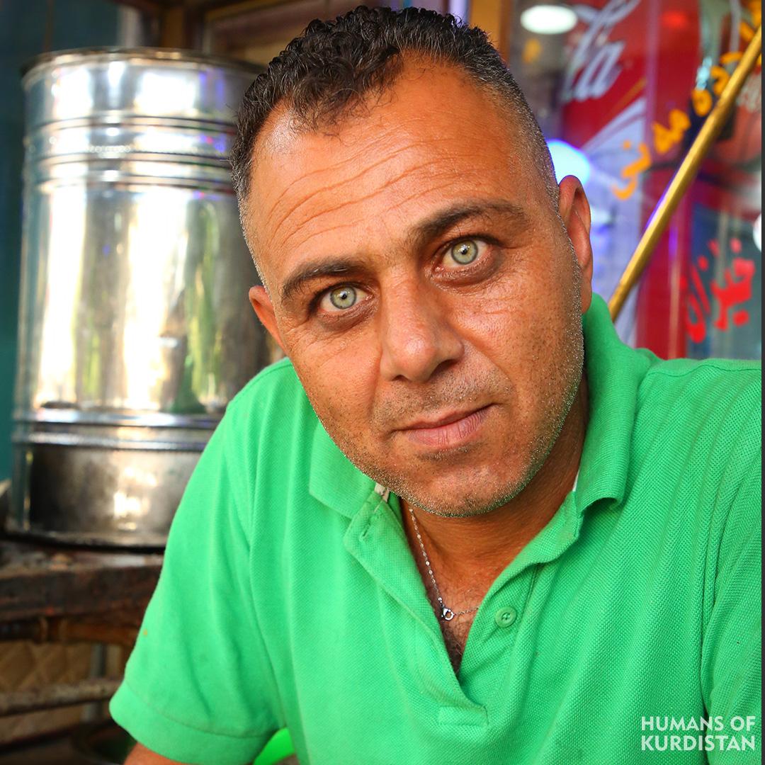Humans of Kurdistan - South 83