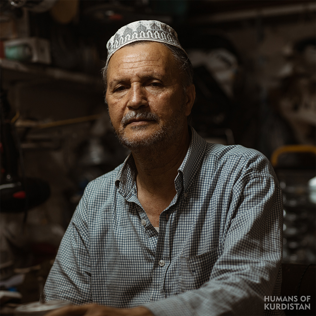 Humans of Kurdistan - South 84