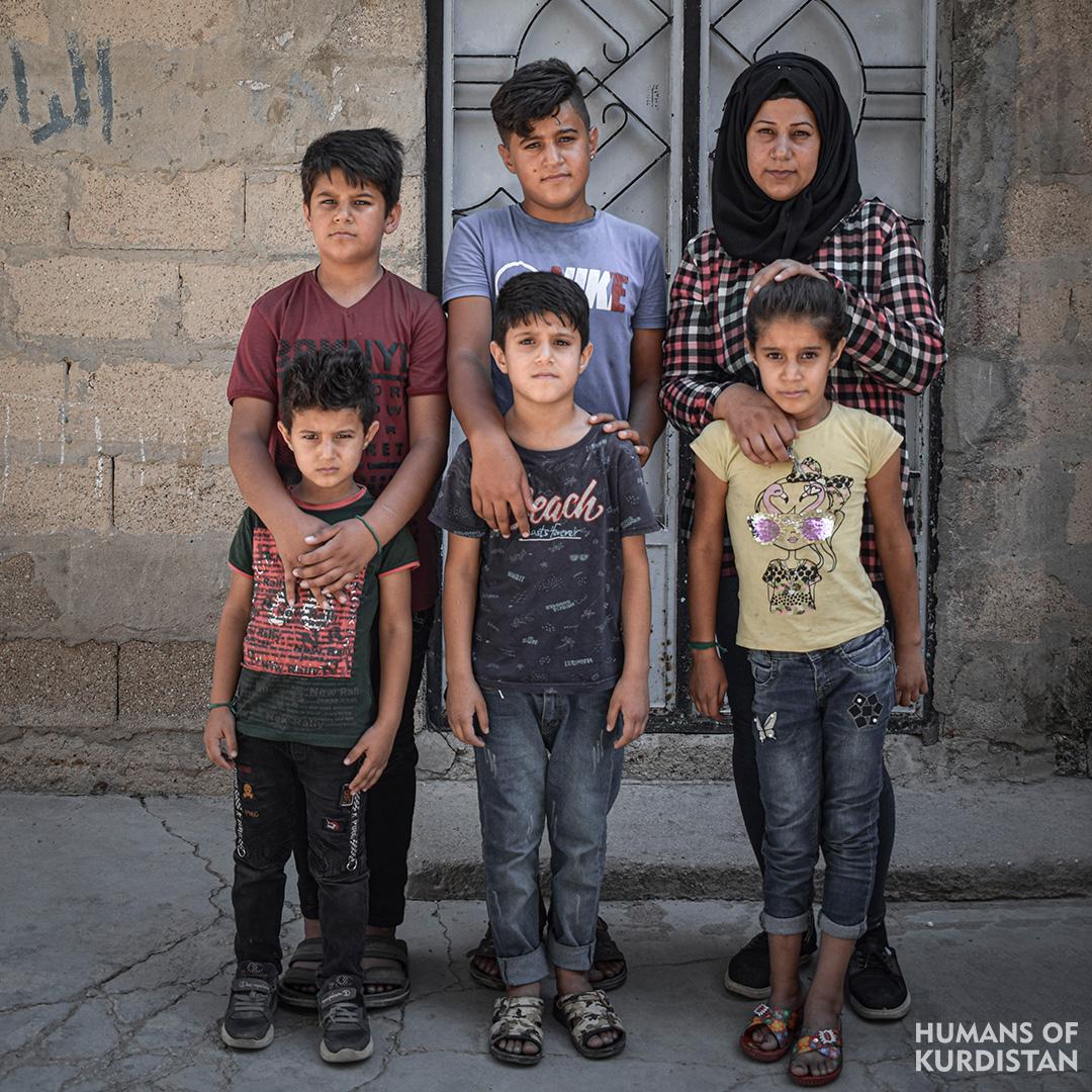Humans of Kurdistan - West 01