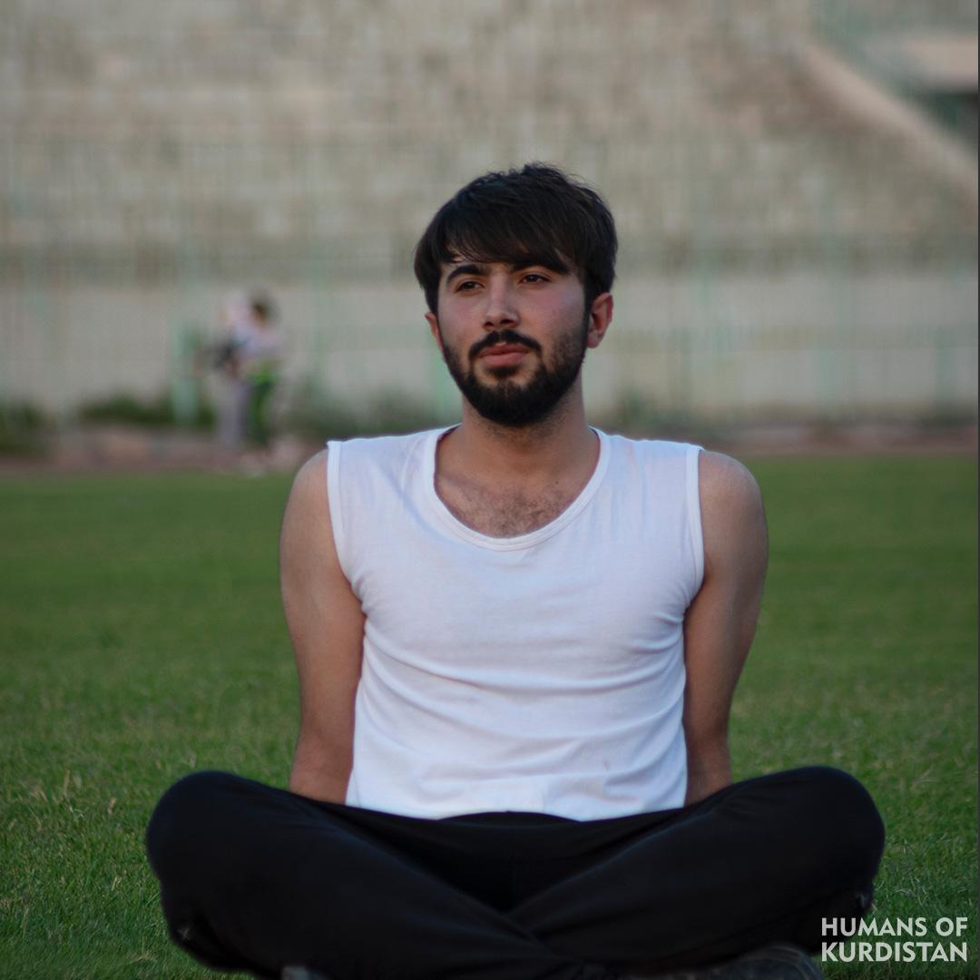 Humans of Kurdistan - West 02