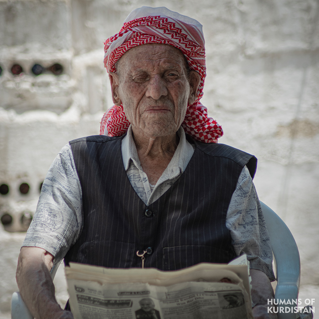 Humans of Kurdistan - West 03